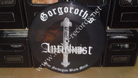 "Gorgoroth - Antichrist (12"" PD, 1st press)"