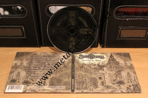 Graveworm - Engraved In Black (cd, digi)