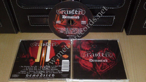 Gravferd - Demonized (cd)