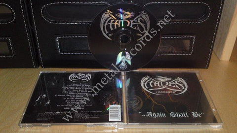 "Hades - ""... Again Shall Be"" (cd FMP)"