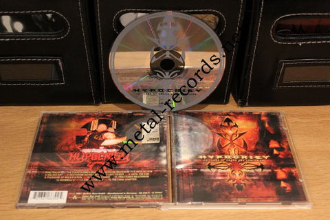 Hypocrisy - 10 Years Of Chaos And Confusion (cd)