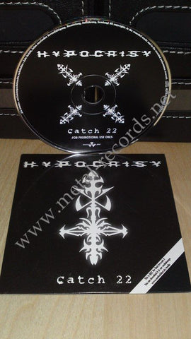 Hypocrisy - Catch 22 (cd promo)