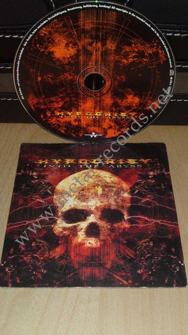 Hypocrisy - Into The Abyss (cd promo)