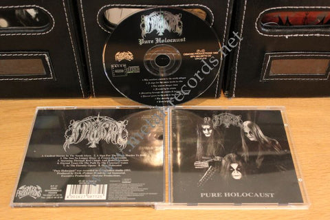 Immortal - Pure Holocaust (cd)