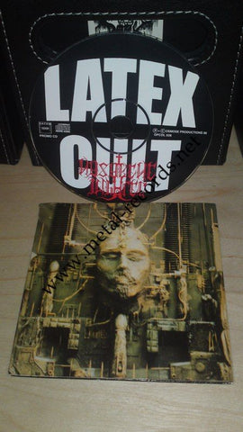Impaled Nazarene - Latex Cult (cd promo)