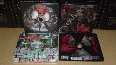 Impaled Nazarene - Latex Cult (metal box cd)