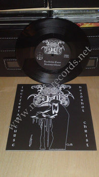 "Goatfire / Impending Doom - Split (7"")"