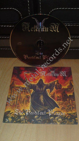 In Aeternum - The Pestilent Plague (cd promo)