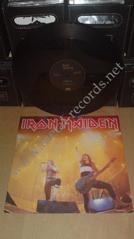 "Iron Maiden - Running Free (12"", UK)"