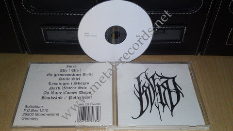 Isvind - Dark Warters Stir (cd)