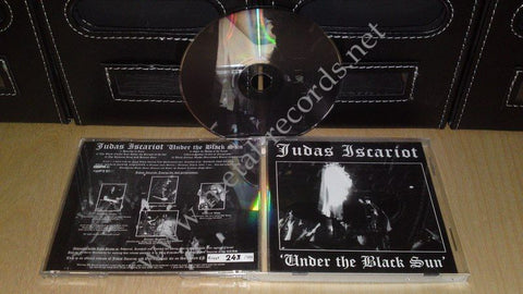 Judas Iscariot - Under The Black Sun (cd, lim 300)