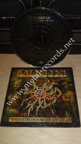 Kataklysm - Epic: The Poetry of War (cd promo)