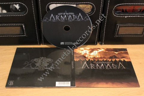 Keep Of Kalessin - Armada (cd, digi)