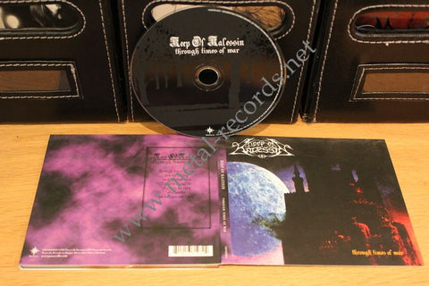 Keep Of Kalessin - Through Times Of War (cd, digi)
