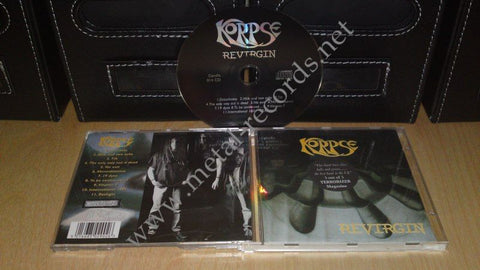 Korpse - Revirgin (cd)