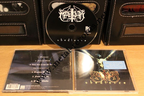 Marduk - Obedience (cd)