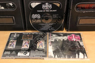 Marduk - Those Of The Unlight (1st press cd, pink logo)