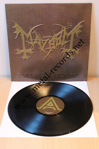 "Mayhem - European Legions (12"")"