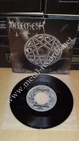 "Melechesh - The Siege Of Lachish (7"")"