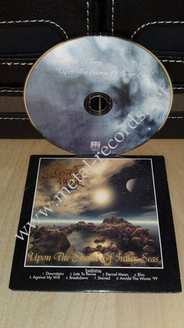 Mental Home - Upon The Shores Of Inner Seas (cd promo)