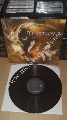 "Mercenary - Everblack (12"")"
