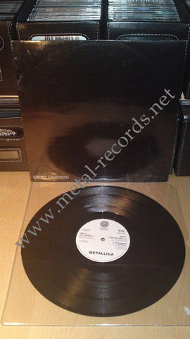 "Metallica - Enter The Sandman (12"", uk press)"
