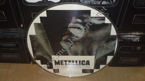 "Metallica - The Unnamed Feeling (12"" PD)"