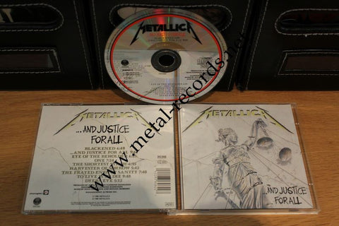 Metallica - ...And Justice For All (cd)