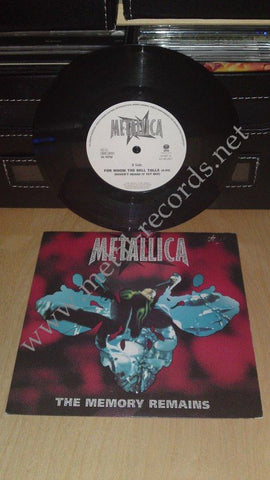 "Metallica - The Memory Remains (7"", MET 15)"