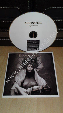 Moonspell - Night Eternal (cd promo)