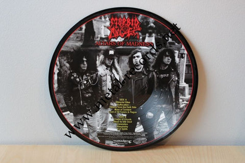 "Morbid Angel - Altars Of Madness (12"" PD repress)"