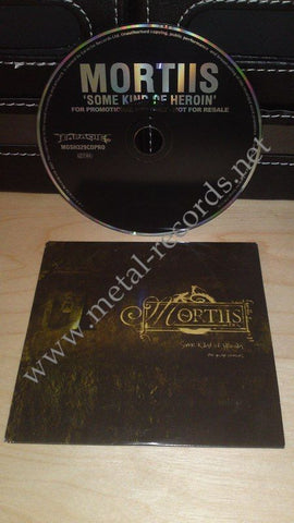Mortiis - Some Kind Of Heroin (cd promo)