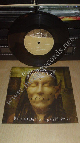 "Mortiis - Decadent & Desperate (7"", green version)"