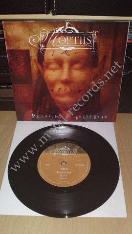 "Mortiis - Decadent & Desperate (7"", red version)"