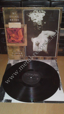 "My Dying Bride - As The Flower Withers (12"")"