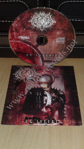 Naglfar - Ex Inferis (cd promo)
