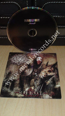 Naglfar - Sheol (cd promo)