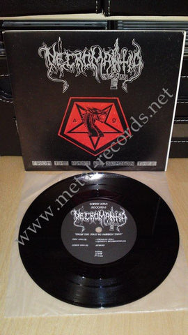 "Necromantia - From The Past We Summon Thee (7"")"