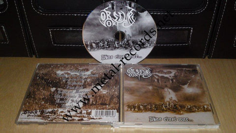 Obscure Vortex - Was Einst War... (cd)