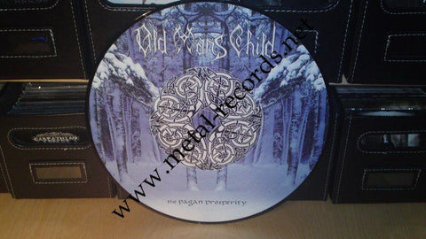 "Old Man's Child - The Pagan Prosperity (12"" PD)"