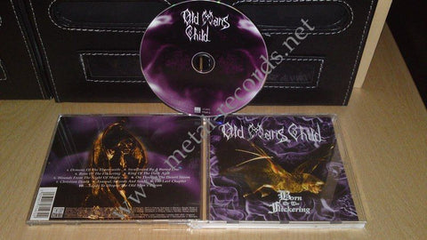 Old Man's Child - Born Of The Flickering (cd)