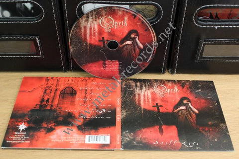 Opeth - Still Life (cd, digi)