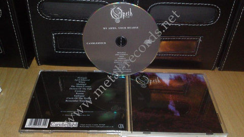 Opeth - My Arms, Your Hearse (cd)