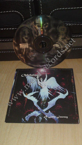 Ophthalamia - A Long Journey (cd promo)