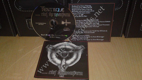 Pentacle - ...Rides The Moonstorm (cd promo)