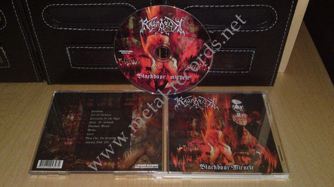 Ragnarok - Blackdoor Miracle (cd)