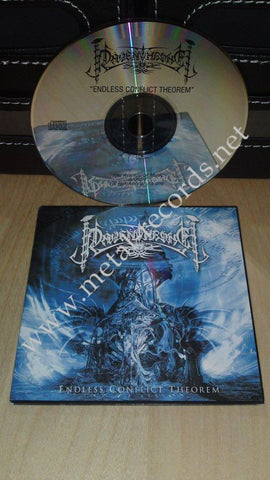 Raventhrone - Endless Conflict Theorem (cd promo)