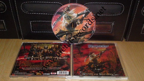 Rhapsody - Dawn Of Victory (cd)