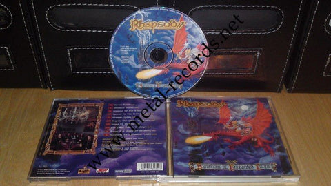 Rhapsody - Symphony Of Enchanted Lands (cd)