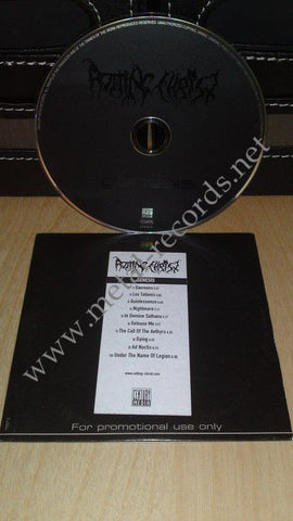 Rotting Christ - Genesis (cd promo)
